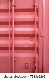 Pink modern wall texture