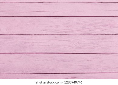 the pink old woden background