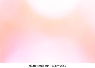 Pink rose gold bokeh texture background