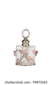 Pink small Perfume bottle