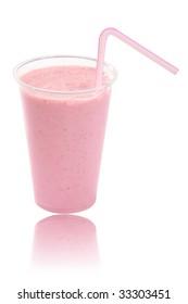 Strawberry Milkshake Stock Photos Images Photography