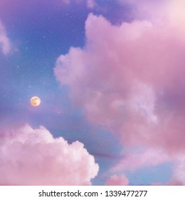 Pink Clouds Images, Stock Photos & Vectors | Shutterstock