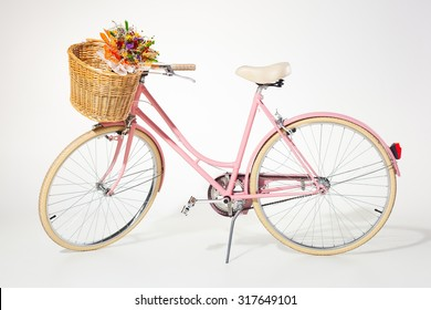 bike baskets Vintage