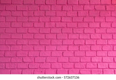 pink wall texture and background