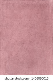 pink wall texture background. Tadelakt and stuc technique.Ecologic and natural  Lime plaster
