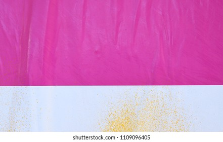 pink white empty street poster background texture