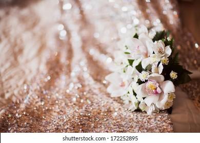 Rose Gold Wedding Dress Images Stock Photos Vectors Shutterstock