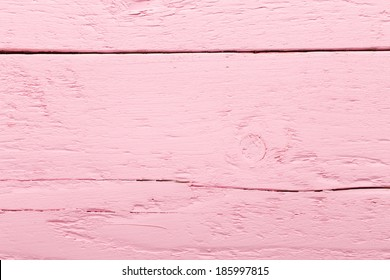 Pink wood background. Vintage olg backgdrop. Pastels color.