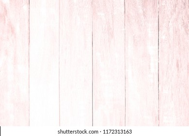 Pink wood floor texture background. plank pattern surface pastel painted wall; gray board grain tabletop above oak timber; tree desk,panel wooden dirty and cracked craft material dry sepia vintage.