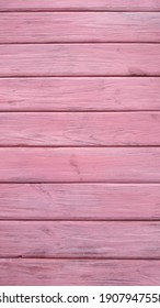 pink wooden background and texture