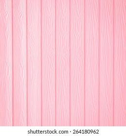 Pink wooden texture background