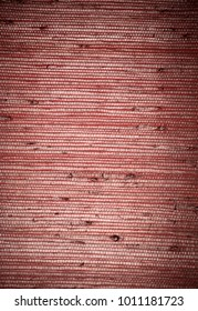 Pink Wooden Wall
