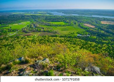 Pinnacle Mountain in Little Rock, Arkansas