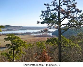 Pinnacle Mountain State Park in Arkansas
