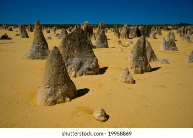 The Pinnacles