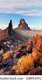 Pinnacles Desert : Stone Needle Woods in Australia