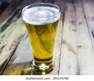 Pints of Beer with Beer Growler Jugs