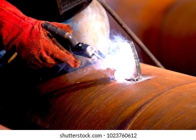 pipe welding and welders