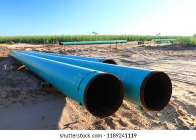 pipeline construction in the Permian Basin