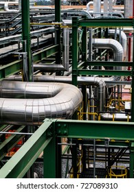 pipeline in factory