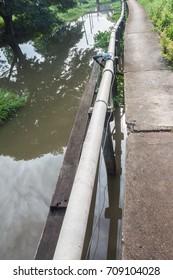 pipeline plumbing system
