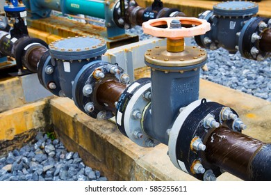 Pipeline production and control valve