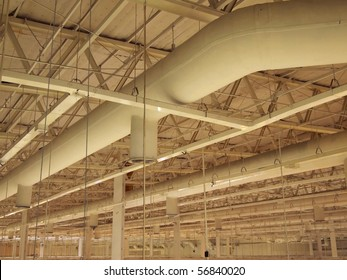 Pipes of air conditioning system