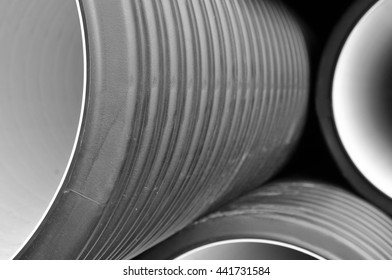 Pipes for construction. Production.