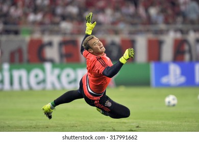 Piraeus, Greece Sept. 16, 2015