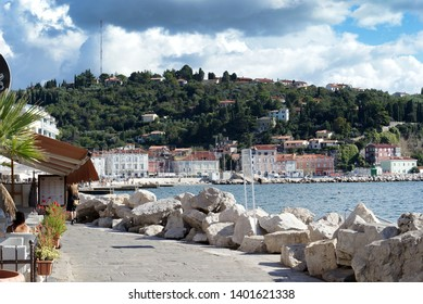 Piran Slovenia mediterranean Istria Adria