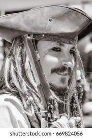 PIRATE FESTIVAL, VALLEJO, CALIFORNIA - JUNE 18, 2017