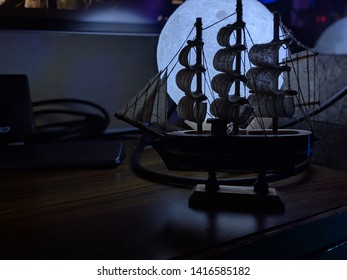 Pirate Ship Front Images, Stock Photos & Vectors | Shutterstock