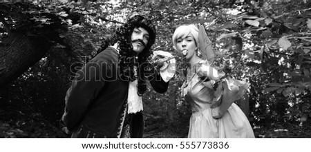 Pirates Fairies Stock Photo (Edit Now) 555773836 - Shutterstock
