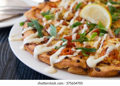 Piri Piri Chicken Pizza