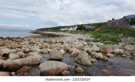 Pirnmill, Isle of Arran, Scotland.