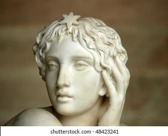 Pisa - Camposanto - Gentle beauty immortalised in marble