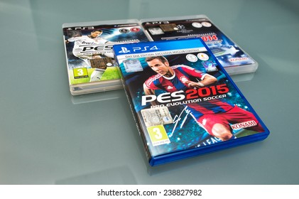 Pro Evolution Soccer Images, Stock Photos & Vectors | Shutterstock