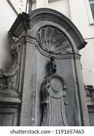 Pissing Boy Statue, Brussels