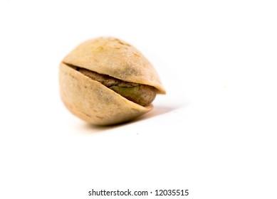 Pistachio Nut - Closeup