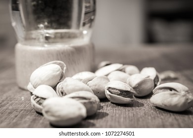 Pistachios for a snack