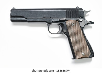 Pistol (Clipping path)