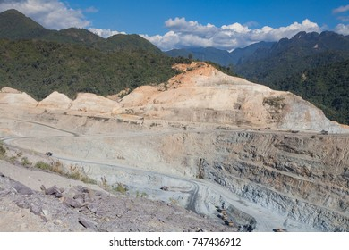 Pit wall and slope stability