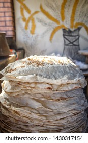 pita bread armenian food lavash
