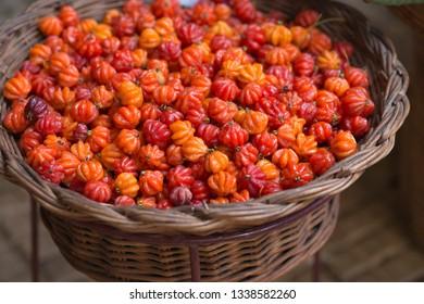 Pitanga traditional&tropical Madeira fruits
