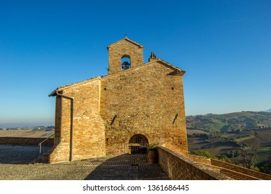 PIticchio castle of Arcevia