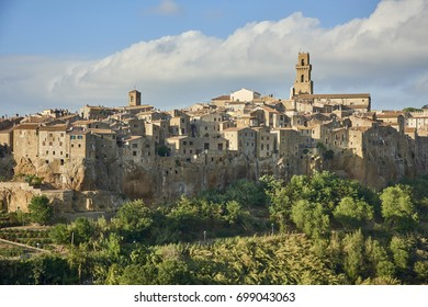 Pitigliano, Provincie Grosseto, Tuscany, Italy