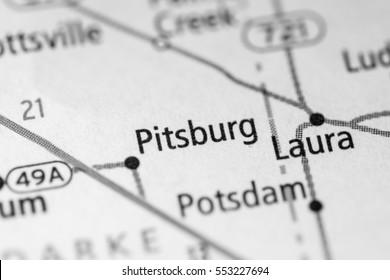 Pitsburg. Ohio. USA
