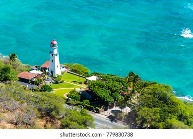 Pittoresque Lighthouse on Oahu, Hawaii