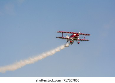 Pitts Special closeup