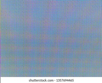 Pixel Dot from the Screen by Zoom in LCD Monitor. Use for background or Texture Picture